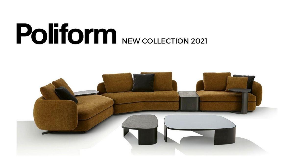 Зоряний дизайн. Poliform представив новинки меблів в колекції 2021
