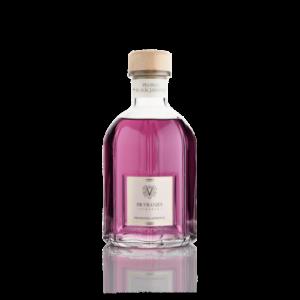 Peonia Black Jasmine Vase 1250 ml Glass bottle