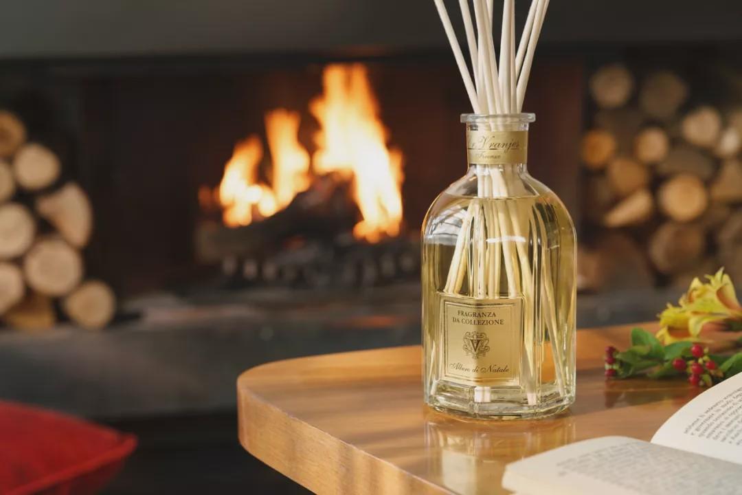 Осінь в інтер'єрі: 4 аромати Dr. Vranjes Firenze для твого дому
